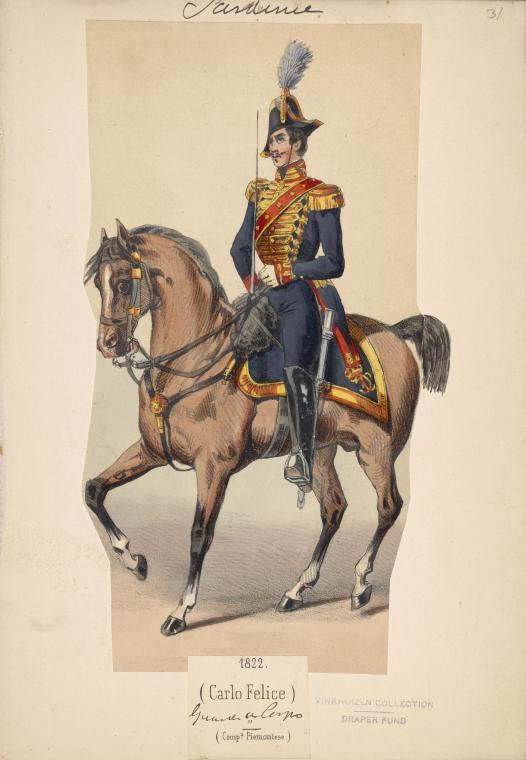 Arquivos da NYPL (The Vinkhuijzen collection of military uniforms)